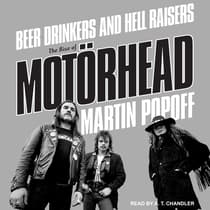 Beer Drinkers and Hell Raisers by Martin Popoff audiobook