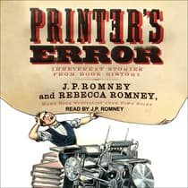 Printer's Error by J. P. Romney audiobook