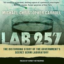 Lab 257 by Michael Christopher Carroll audiobook