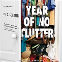 Year of No Clutter by Eve O. Schaub audiobook