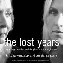 The Lost Years by Kristina Wandzilak audiobook