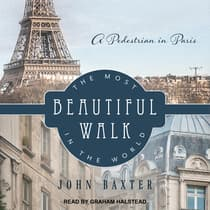 The Most Beautiful Walk in the World by John Baxter audiobook