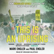 This Is an Uprising by Mark Engler audiobook