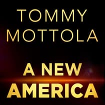 A New America by Tommy Mottola audiobook