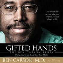 Gifted Hands by Ben Carson audiobook