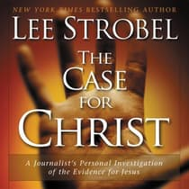 The Case for Christ by Lee Strobel audiobook