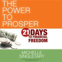 The Power to Prosper by Michelle Singletary audiobook