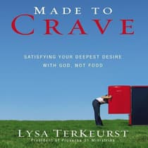 Made to Crave by Lysa TerKeurst audiobook