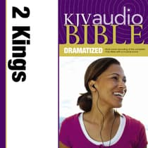 Dramatized Audio Bible - King James Version, KJV: (11) 2 Kings by Zondervan audiobook