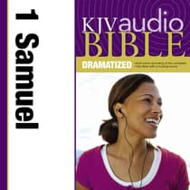 Dramatized Audio Bible - King James Version, KJV: (08) 1 Samuel by Zondervan audiobook