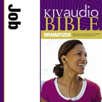 Dramatized Audio Bible - King James Version, KJV: (17) Job by Zondervan audiobook