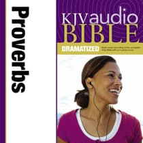 Dramatized Audio Bible - King James Version, KJV: (19) Proverbs by Zondervan audiobook