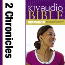 Dramatized Audio Bible - King James Version, KJV: (13) 2 Chronicles by Zondervan audiobook