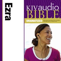 Dramatized Audio Bible - King James Version, KJV: (14) Ezra by Zondervan audiobook