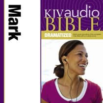Dramatized Audio Bible - King James Version, KJV: (30) Mark by Zondervan audiobook