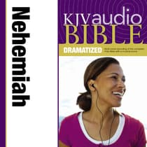 Dramatized Audio Bible - King James Version, KJV: (15) Nehemiah by Zondervan audiobook