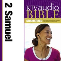 KJV, Audio Bible, Dramatized: 2 Samuel, Audio Download by Zondervan audiobook