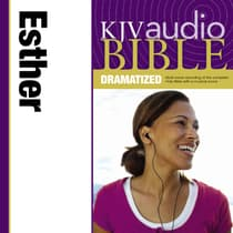 KJV, Audio Bible, Dramatized: Esther, Audio Download by Zondervan audiobook