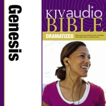KJV, Audio Bible, Dramatized: Genesis, Audio Download by Zondervan audiobook