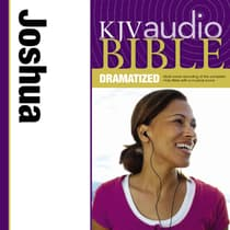 KJV, Audio Bible, Dramatized: Joshua, Audio Download by Zondervan audiobook