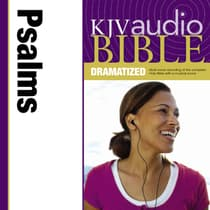KJV, Audio Bible, Dramatized: Psalms, Audio Download by Zondervan audiobook