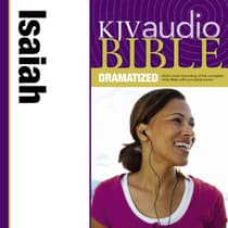 KJV, Audio Bible, Dramatized: Isaiah, Audio Download by Zondervan audiobook
