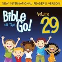 Bible on the Go Vol. 29: Teaching About Wisdom (Proverbs 1-3, 15, 22, 24; Ecclesiastes 1-3, 12) by Zondervan audiobook