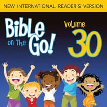 Bible on the Go Vol. 30: Words from the Prophet Isaiah, Part 1 (Isaiah 6, 7, 9, 11, 12, 35, 40, 53, 60, 64) by Zondervan audiobook