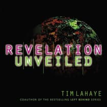 Revelation Unveiled by Tim LaHaye audiobook