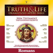 RSV, Truth and Life Dramatized Audio Bible New Testament: Romans, Audio Download by Zondervan audiobook