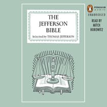 The Jefferson Bible by Thomas Jefferson audiobook