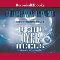 Dead Over Heels by Charlaine Harris audiobook