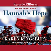 Hannah's Hope by Karen Kingsbury audiobook