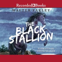 The Black Stallion by Walter Farley audiobook