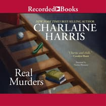 Real Murders by Charlaine Harris audiobook