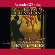 The Last Gunfighter by William W. Johnstone audiobook