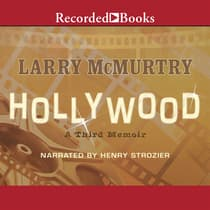 Hollywood by Larry McMurtry audiobook