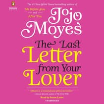 The Last Letter from Your Lover by Jojo Moyes audiobook
