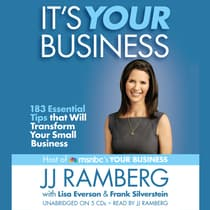 It's Your Business by J. J. Ramberg audiobook