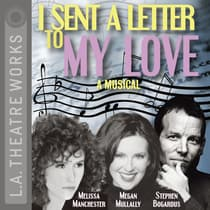 I Sent a Letter to My Love by Melissa Manchester audiobook