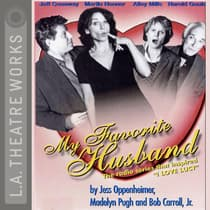 My Favorite Husband by Jess Oppenheimer audiobook