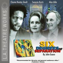 Six Degrees of Separation by John Guare audiobook