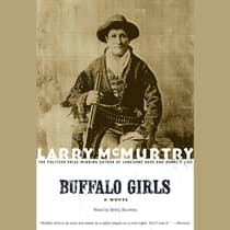 Buffalo Girls by Larry McMurtry audiobook