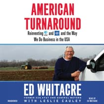 American Turnaround by Edward Whitacre audiobook