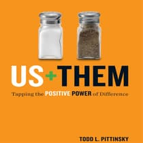 Us Plus Them by Todd L. Pittinsky audiobook