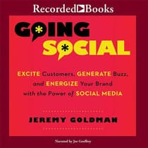 Going Social by Jeremy Goldman audiobook