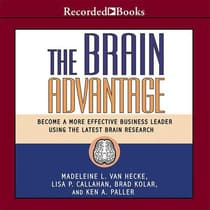 The Brain Advantage by Madeleine L. Van Hecke audiobook