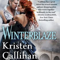 Winterblaze by Kristen Callihan audiobook