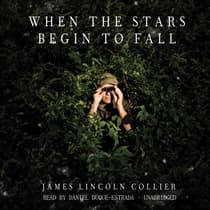 When the Stars Begin to Fall by James Lincoln Collier audiobook