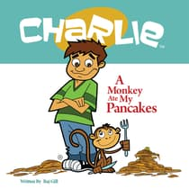 A Monkey Ate My Pancakes by Raj Gill audiobook